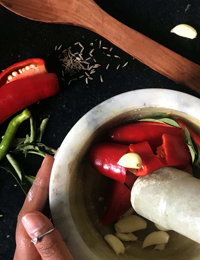 Salsa Mojo Picón Rojo
