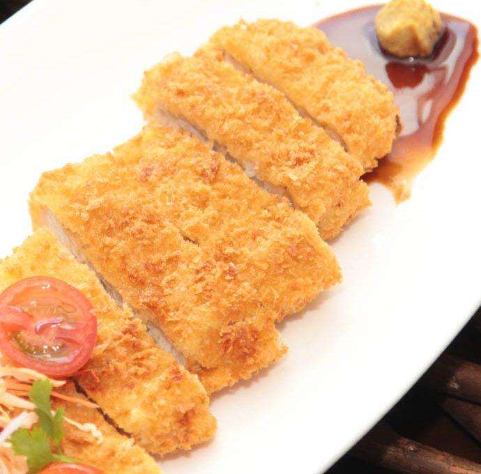 Salsa Tonkatsu